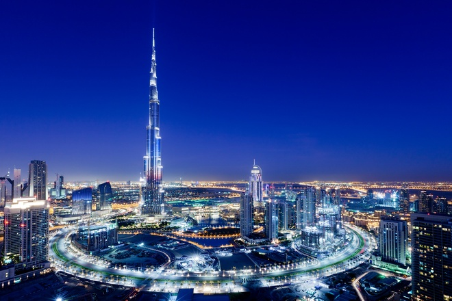 Tour tron goi kham pha ve dep Abu Dhabi - Dubai hinh anh 5 Chiều đoàn sẽ khởi hành đi Dubai, tham quan tòa tháp Burj Khalifa – tòa nhà cao nhất thế giới cao 164 tầng với kỷ lục 828 m. Sau khi lên tầng 124 du khách sẽ tự do mua sắm tại trung tâm thương mại Dubai. Ảnh: Alldubai.ae.