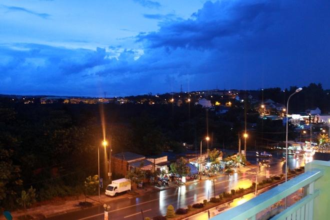 Thị xã Gia Nghĩa (Đắk Nông) – điểm dừng chân đầu tiên của chúng tôi trong hành trình.