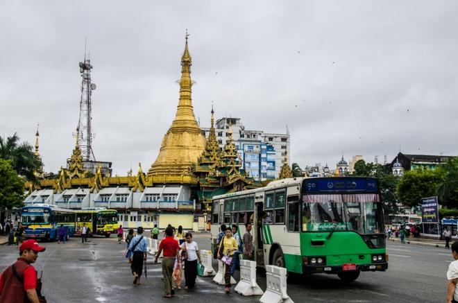Hanh trinh thuong ngoan 3 thanh pho tren dat Myanmar hinh anh 1