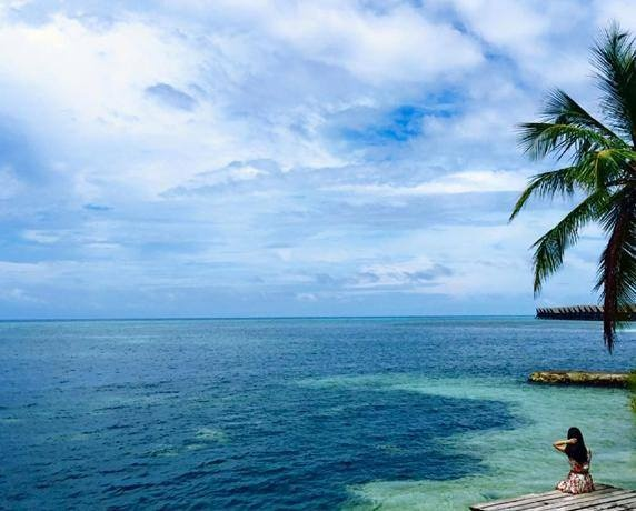Mot buoc chan len toi thien duong o Maldives hinh anh