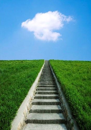 Chiem nguong nhung cau thang dep nhat the gioi hinh anh 16 Những bậc thang như bắc lên thiên đường ở Kinki Region, Nhật Bản.