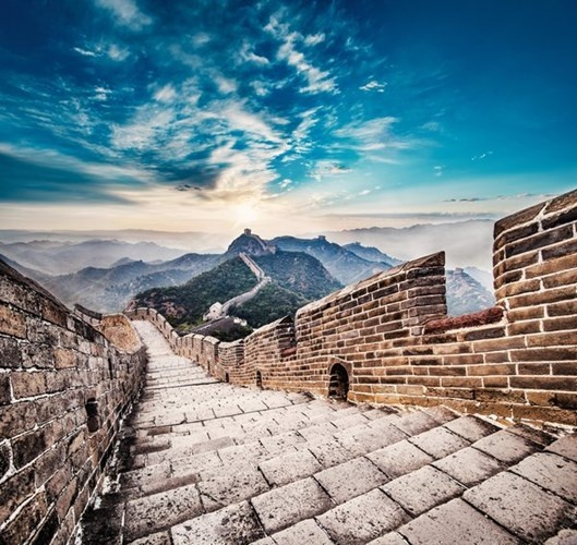 Chiem nguong nhung cau thang dep nhat the gioi hinh anh 7 Vạn Lý Trường Thành ở Trung Quốc là nơi sở hữu số lượng bậc cầu thang rất lớn.