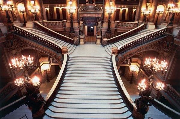 Chiem nguong nhung cau thang dep nhat the gioi hinh anh 8 Cầu thang như cổ tích ở Paris, Pháp.