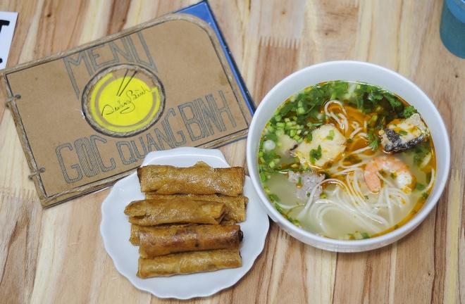 'Goc Quang Binh' giua long thu do hinh anh 4