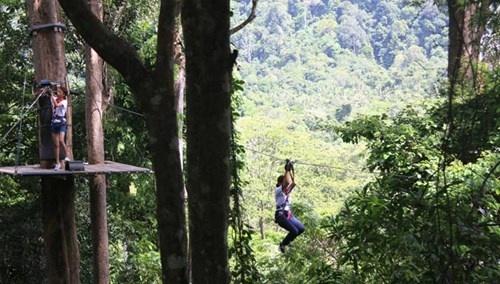 Tai sao Malaysia? hinh anh 2 Skytrek ở Langkawi.