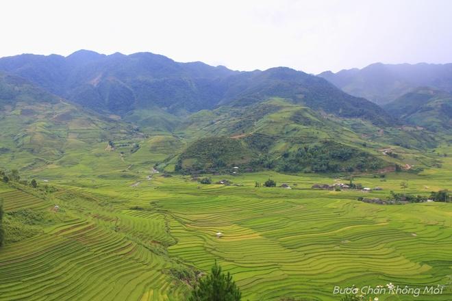 10 cung duong deo hiem tro nhat Viet Nam hinh anh 7 Đèo Khau Phạ: Đèo Khau Phạ là một trong những cung đường đèo quanh co và dốc đứng thuộc hàng bậc nhất Việt Nam vượt qua đỉnh núi Khau Phạ, ngọn núi cao nhất vùng Mù Cang Chải, Yên Bái. Khau Phạ đẹp nhất vào tầm tháng 9 tháng 10, khi lúa đã chín vàng trên những thửa ruộng bậc thang, cũng chính là thời điểm mà nhiều khách du lịch mạo hiểm chinh phục đèo để ngoạn cảnh.