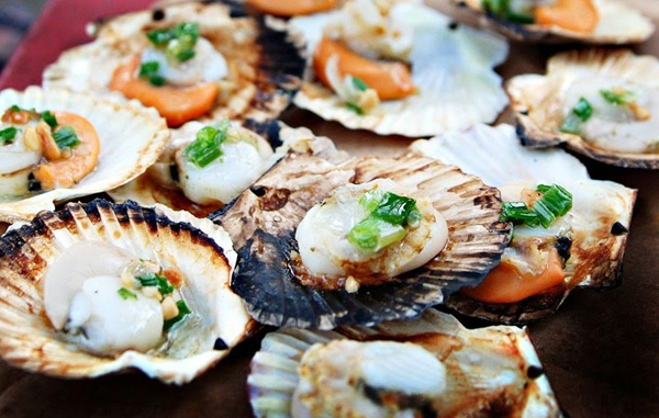 3 ngay an - ngu - nghi o dao Nam Du hinh anh 4 Đừng quên thương thức các món ngon hải sản khi đến đây. Ảnh: cungphuot.