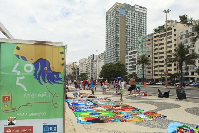 Rio de Janeiro mua carnival - diem den so 1 cua tour Nam My hinh anh 2 Đường phố Rio de Janeiro vào mùa lễ hội Carnival.