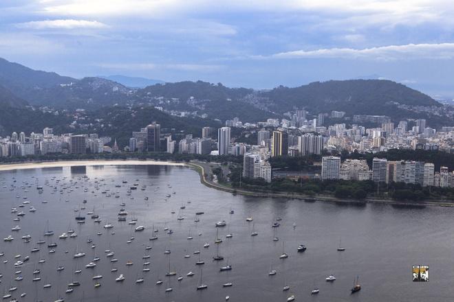 Rio de Janeiro mua carnival - diem den so 1 cua tour Nam My hinh anh 1 Toàn cảnh thành phố Rio từ trên cao.