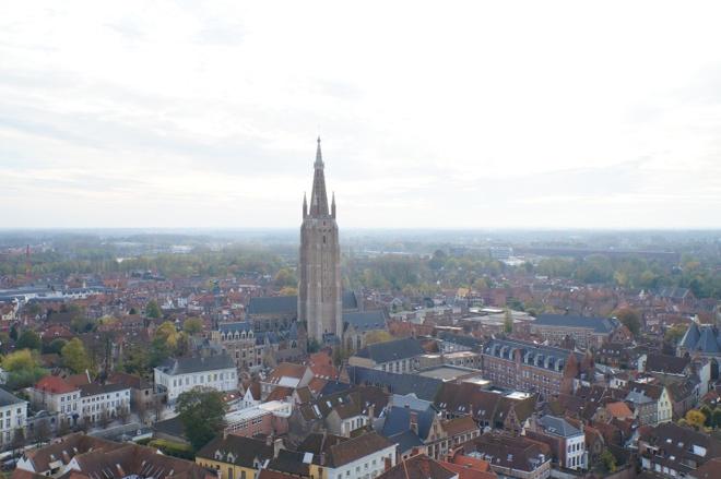 Bruges - thi tran nho xinh nhu 'nguoi yeu be bong' hinh anh