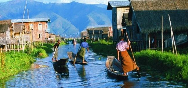 Ho Inle - thien duong tren dat Myanmar hinh anh 2