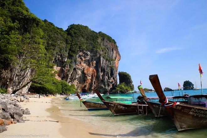 5 ngay o thien duong bien dao mien Nam Thai Lan hinh anh 1