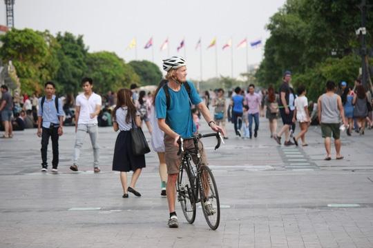 Pho di bo Nguyen Hue Sai Gon anh 11