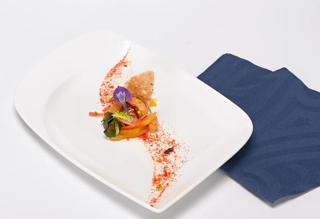 Cách làm gỏi da cá giòn chua ngọt