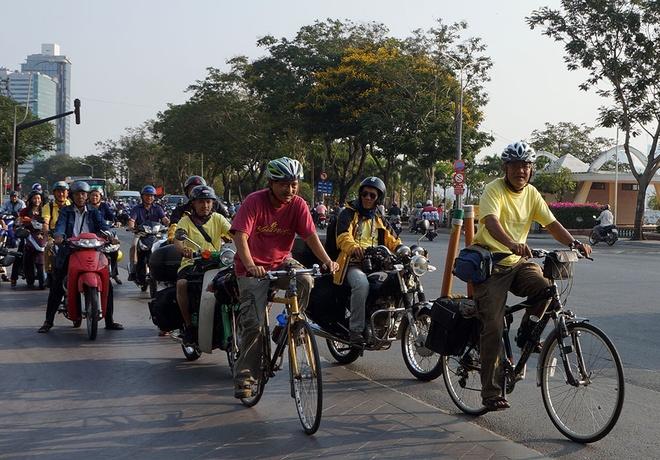 Khoi hanh hanh trinh du khao 'Duong Viet Nam - The ky 2X' hinh anh 1