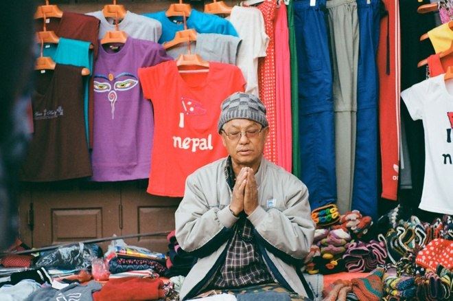 Vung nui Nepal linh thieng voi Phat giao Tang truyen hinh anh 20