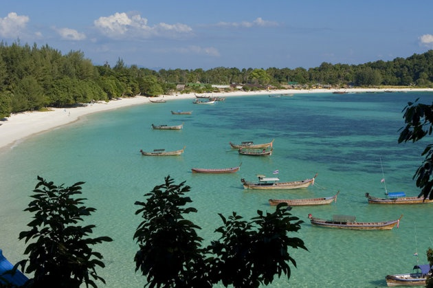 Koh Lipe - vien ngoc nho xinh cua Thai Lan hinh anh 2