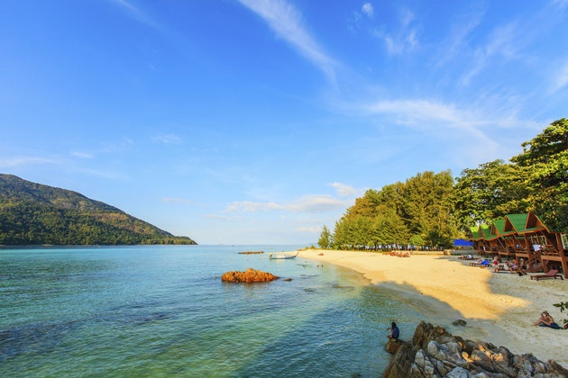 Koh Lipe - vien ngoc nho xinh cua Thai Lan hinh anh 4