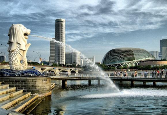 Nha hat Esplanade - net dac trung cua Singapore hien dai hinh anh 7