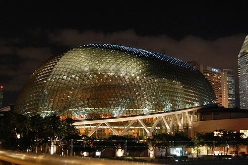 Nha hat Esplanade - net dac trung cua Singapore hien dai hinh anh 8