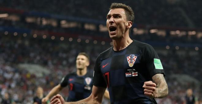 Nguoc dong ha Anh, Croatia lan dau vao chung ket World Cup hinh anh