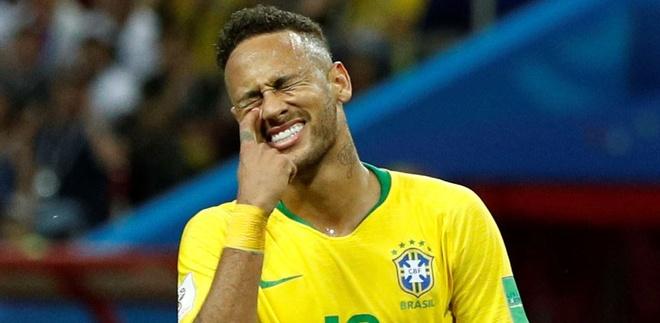 Brazil bi loai, World Cup thanh san choi cua rieng chau Au hinh anh