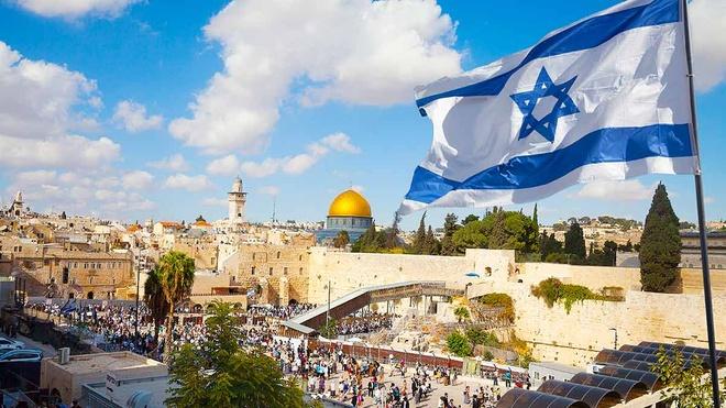 TT Trump bac kha nang doi dai su quan toi Jerusalem vao cuoi nam hinh anh