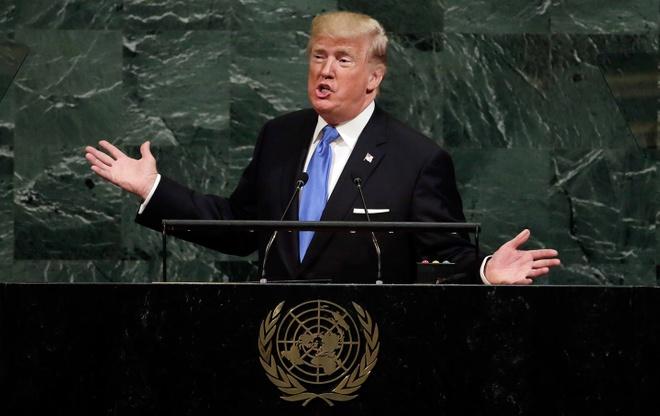 Nam dau lam tong thong My day on ao cua ong Trump hinh anh 5