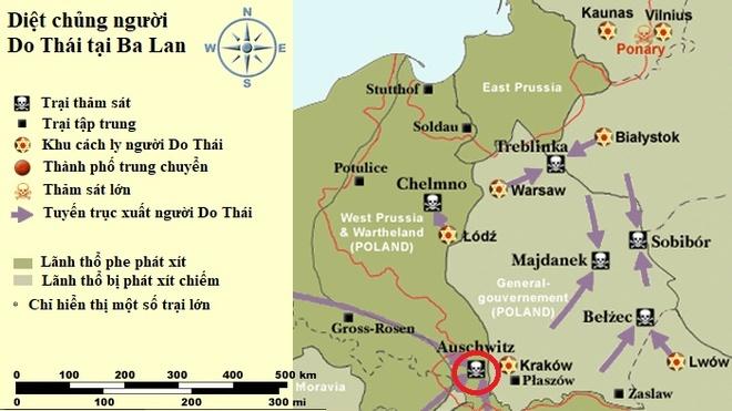 Israel gian du vi Ba Lan sua luat ve trai tham sat nguoi Do Thai hinh anh 2