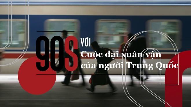 Hang tram trieu nguoi Trung Quoc ve que an Tet hinh anh