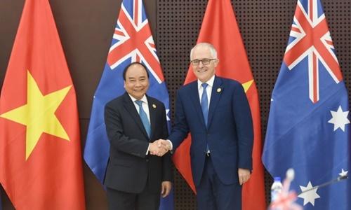 Thu tuong Nguyen Xuan Phuc tham New Zealand va Australia hinh anh 2