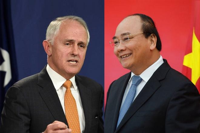 Thu tuong tham Australia, New Zealand: Doi tac chien luoc va TPP-11 hinh anh