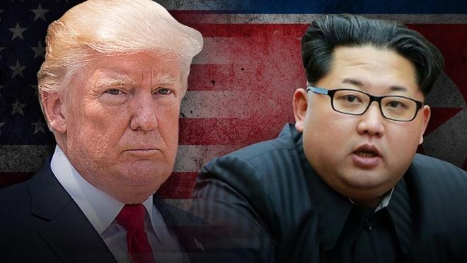 Nhung dia diem tiem nang cho cuoc doi mat Trump - Kim Jong Un hinh anh