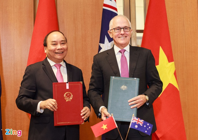 'Dai su vai thieu': Quan he Viet Nam - Australia se bay cao hinh anh