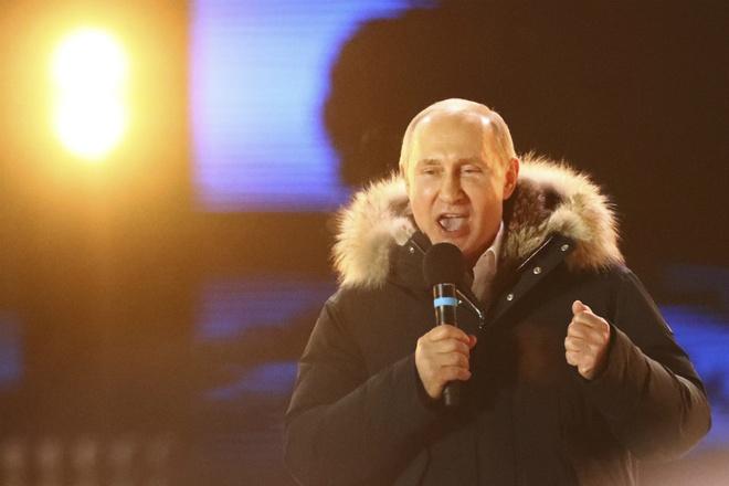 Putin: Ban nghi toi se nam quyen den 100 tuoi u? hinh anh 1