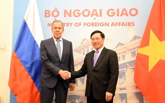Ngoai truong Lavrov: Hop tac Viet - Nga phuc vu duy tri hoa binh hinh anh
