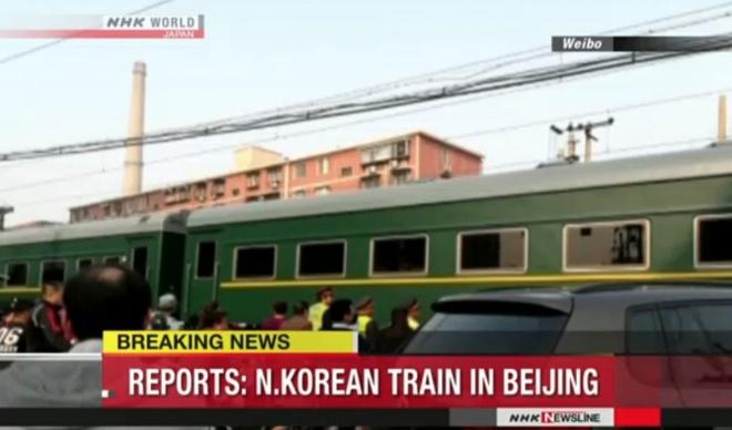 Bloomberg: Kim Jong Un bat ngo tham Trung Quoc hinh anh 1