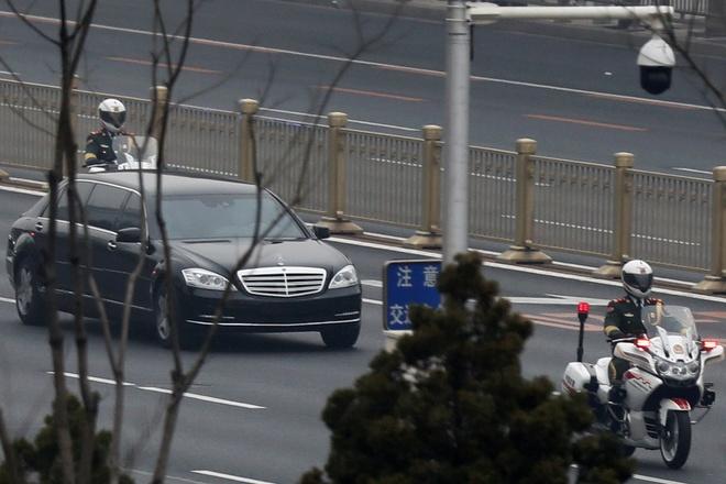 SCMP: Ong Kim Jong Un da roi Bac Kinh hinh anh 2