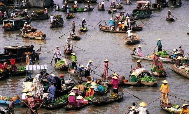 Mekong: Dong song hop tac va phat trien hinh anh