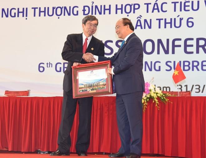 Tieu vung Mekong mo rong thong qua 222 du an, tong tri gia 65 ty USD hinh anh 2