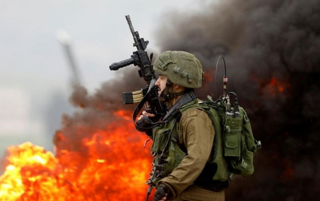 Israel canh bao se tan cong dai Gaza hinh anh