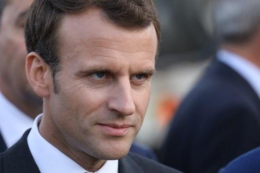 TT Macron quyet chong lai 'ba quyen' cua Trung Quoc o chau A hinh anh