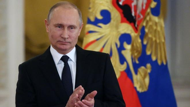 Hom nay Putin nham chuc tong thong Nga nhiem ky thu 4 hinh anh