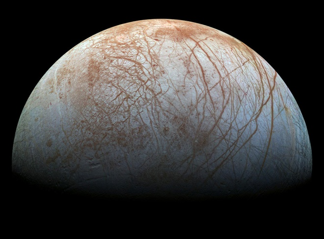 NASA: Su song co the ton tai tren mat trang cua sao Moc hinh anh
