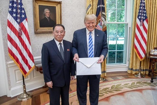 hoi dam Trump Kim Jong Un,  Hoi dam My Trieu,  Trump gap KIm Jong Un,  ket thuc chien tranh Trieu Tien anh 2