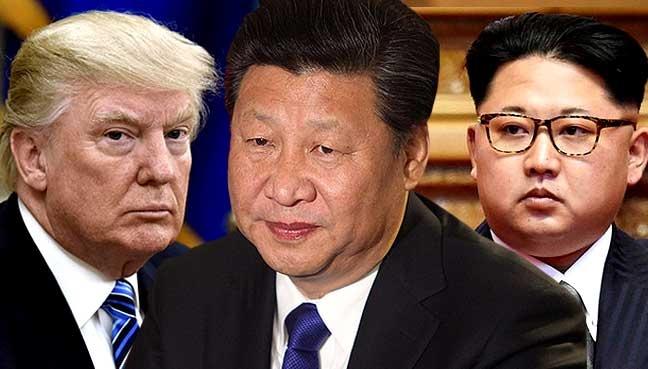 Trung Quoc nong long doi theo dien bien thuong dinh Trump - Kim hinh anh