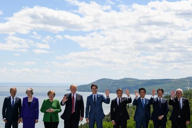 Tong thong Trump khien My bi dong minh co lap tai G7 hinh anh 2
