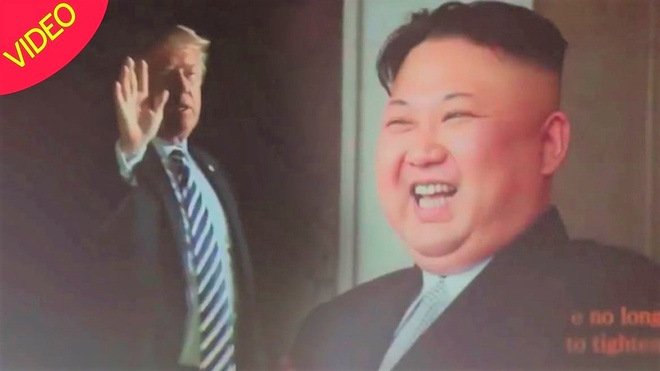 Trump: Kim Jong Un thich video canh phon vinh My chieu tai hoi dam hinh anh