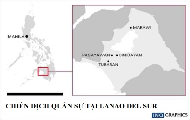 11.000 nguoi Philippines bo chay vi giao tranh voi phien quan than IS hinh anh 2