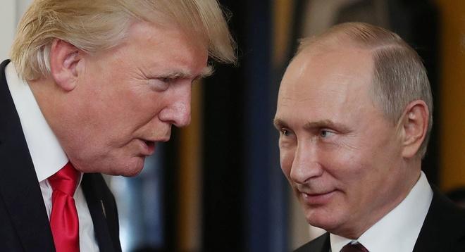 'Tiep buoc' Trump - Kim, Trump - Putin se gap o nuoc thu 3 hinh anh